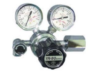 YAMATO/ヤマト産業 汎用小型圧力調整器 YR-90(バルブ付) YR90R13TRC