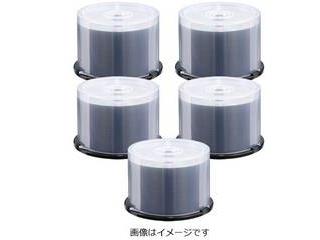 EPSON/エプソン 三菱化学メディア製 DVD-R/マット/4.7GB/16倍速/ホワイトワイドタイプ/50枚×5 EDDH50RSJP