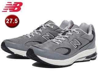 NewBalance/ニューバランス MW1501-MG-6E ウォーキングシューズ メンズ 【27.5cm】【6E(超ワイド)】 (ミディアムグレー)