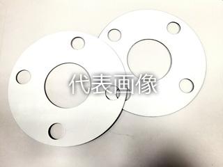 Matex/ジャパンマテックス 【G2-F】低面圧用膨張黒鉛+PTFEガスケット 8100F-3t-FF-10K-300A(1枚)