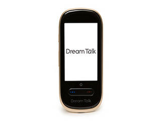 【納期にお時間がかかります】 DCT DCT AI翻訳機 DreamTalk シャンパンゴールド DCT-2020CG