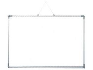 【代引不可】アルミ枠ホワイトボード AWB9012 トレー付
