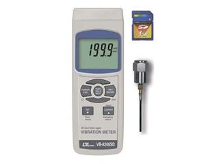 MotherTool/マザーツール VB-8206SD SDカードデータロガ式デジタル振動計