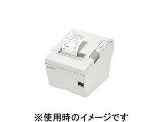 EPSON/エプソン 【キャンセル不可商品】サーマルレシートプリンター/58mm/クールホワイト/USBIF TM885UD501