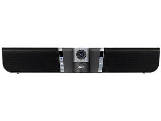 AVer Information 小中会議室向け(2~8人) サウンドバー型 4K対応ミーティングカメラ Webカメラ マイク・スピーカー VB342+