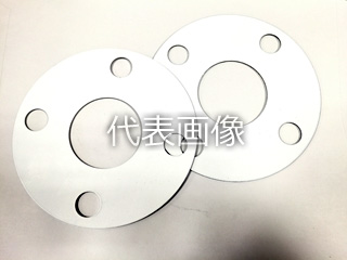 Matex/ジャパンマテックス 【G2-F】低面圧用膨張黒鉛+PTFEガスケット 8100F-1.5t-FF-10K-550A(1枚)