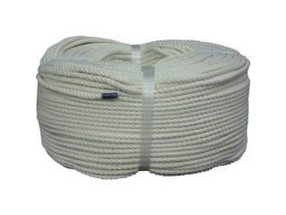 yutaka/ユタカメイク ロープ 綿ロープ巻物 5φ×200m C5-200