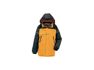 AITOZ/アイトス 防寒コート イエロー Lサイズ AZ-6060-019-L