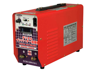 NICHIDO/日動工業 【代引不可】直流溶接機 デジタルインバータ溶接機 三相200V専用 DIGITAL-300A