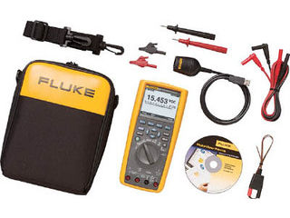 FLUKE/フルーク 【代引不可】デジタルマルチメーター287/FVF標準付属品 287/FVF