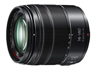 Panasonic/パナソニック H-FSA14140 デジタル一眼カメラ用交換レンズ LUMIX G VARIO 14-140mm / F3.5-5.6 II ASPH. / POWER O.I.S. マイクロフォーサーズマウント/金属マウント/EDレンズ/防塵・防滴仕様