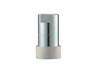 NAGAHORI/長堀工業 NAC/ナック クイックカップリング HP型 特殊鋼製 高圧タイプ オネジ取付用 CHP10S