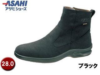 ASAHI/アサヒシューズ AF38351 TDY3835 トップドライ ゴアテックス メンズブーツ 【28.0cm・4E】 (ブラック)