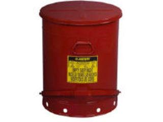 JUSTRITE/ジャストライトマニファクチャリング オイリーウエスト缶 21ガロン J09700