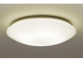 Panasonic/パナソニック LGC5110V 天井直付型 LED(温白色) シーリングライト リモコン調光【~12畳】