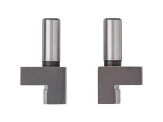 Mahr/マール 取り付けアタッチメント用ショルダーアンビル(内径測定用)(4500055 844TI