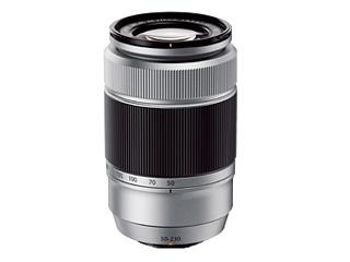 FUJIFILM/フジフイルム XC50-230mmF4.5-6.7 OIS II S(シルバー) フジノンレンズ Xマウントズームレンズ ※受注発注商品のため、キャンセル不可