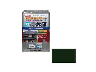 ASAHIPEN/アサヒペン 水性高級かわら用 14L アイリッシュグリーン