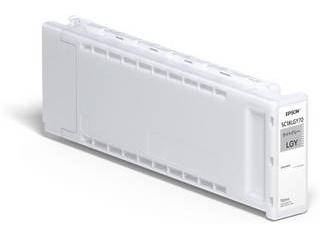 EPSON/エプソン SureColor用 インクカートリッジ/700ml(ライトグレー) SC18LGY70