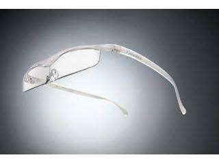 Hazuki Company/ハズキ 【Hazuki/ハズキルーペ】メガネ型拡大鏡 クール 1.6倍 パール 改良版 【ムラウチドットコムはハズキルーペ正規販売店です】