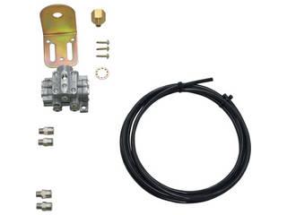 zahren/ザーレンコーポレーション M グリス用マルチポイント設置キット(2箇所) 1250MD-2RS