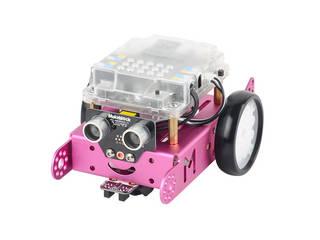 ・STEM教育初心者向けです Makeblock Japan 楽しく学べるSTEMロボットキット mBot V1.1-Pink(Bluetooth Version) 90107 ・約30分でロボットを組立 ・プログラミングロボットキット