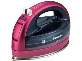 Panasonic/パナソニック NI-WL704-P コードレススチームアイロン「カルル」 ピンク