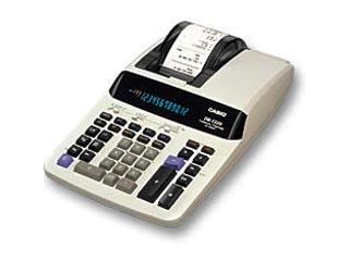 CASIO/カシオ DR-T220WE カシオ 電卓 12桁 デスクタイプ 加算器方式 サーマルプリンター