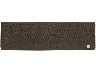 乾きが早いからお洗濯が楽 YAMAZAKI トラスト 山崎産業 NEWクラスタイル ブラウン 海外 キッチンマット 45×150cm