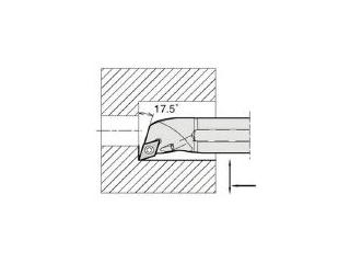 KYOCERA/京セラ 内径加工用ホルダ A12M-SDQCR07-16AE