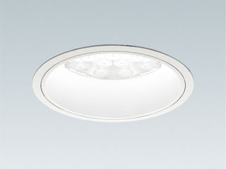 ENDO/遠藤照明 ERD2189W-P ベースダウンライト 白コーン 【超広角】【電球色】【PWM制御】【Rs-24】