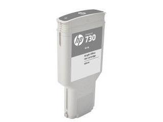 HP(Inc.) HP730B インクカートリッジ グレイ 300ml