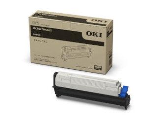 OKI/沖データ MC862dn-T/862dn/852dn用イメージドラム ブラック ID-C3MK