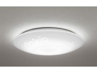 ODELIC/オーデリック SH8278LDR LEDシーリングライト フロストアクリル(模様入)【~12畳】リモコン付