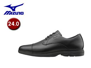 mizuno/ミズノ B1GC1629-09 メンズビジネスシューズ LD40 STα 【24.0】 (ブラック)