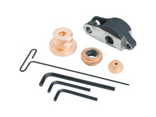 Ridge Tool/リッジツール RIDGID/リジッド 50-200A 銅管用グルーブロールセット及びドライブ 92452