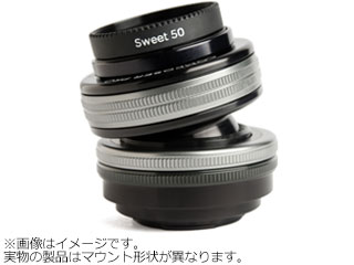 KENKO/ケンコー コンポーザープロII スウィート50 キヤノンRFマウント用 LENS BABY/レンズベビー