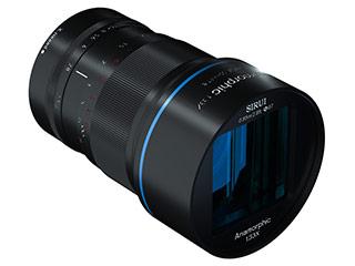 SIRUI/シルイ SR-MEK7X 50mm F1.8 1.33X アナモルフィックレンズ 富士フイルムXマウント フジフィルムXマウント