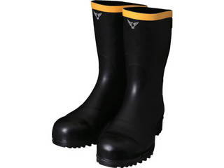 SHIBATA/シバタ工業 安全静電長靴 25.0cm AE011-25.0