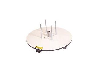 JEFCOM/ジェフコム 【代引不可】DENSAN ワイヤーターンテーブル DRT-655T