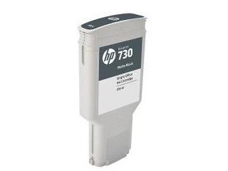 HP(Inc.) HP730B インクカートリッジ マットブラック 300ml