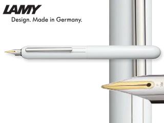 LAMY/ラミー 【dialog 3/ダイアログ3】byフランコ・クリヴィオ ピアノホワイト FP (M) L74PWT-M