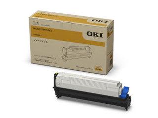 OKI/沖データ MC862dn-T/862dn/852dn用イメージドラム イエロー ID-C3MY
