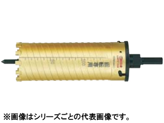 LOBTEX/ロブテックス LOBSTER/エビ印 ダイヤモンドコアドリル 52mm シャンク13mm KD52