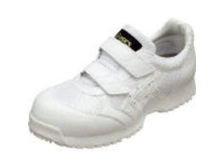 asics/アシックス 静電気帯電防止靴 ウィンジョブE30S 白×白 23.0cm FIE30S.010123.0