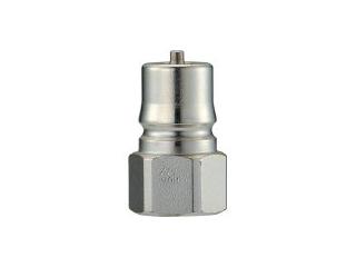 NAGAHORI/長堀工業 NAC/ナック クイックカップリング HP型 特殊鋼製 高圧タイプ オネジ取付用 CHP12P