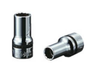 在庫一掃 KYOTO TOOL 京都機械工具 物品 nepros ネプロス 16mm NB3M-16W 9.5sq.セミディープソケット 十二角