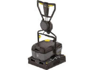 KARCHER/ケルヒャー 【代引不可】業務用小型床洗浄機 BR 40/10 C 50HZ G