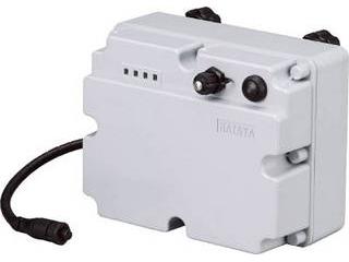 HATAYA/ハタヤリミテッド LEDジューデンライト専用予備バッテリー LBM-240