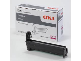 OKI/沖データ イメージドラム マゼンタ (C712dnw) DR-C4CM